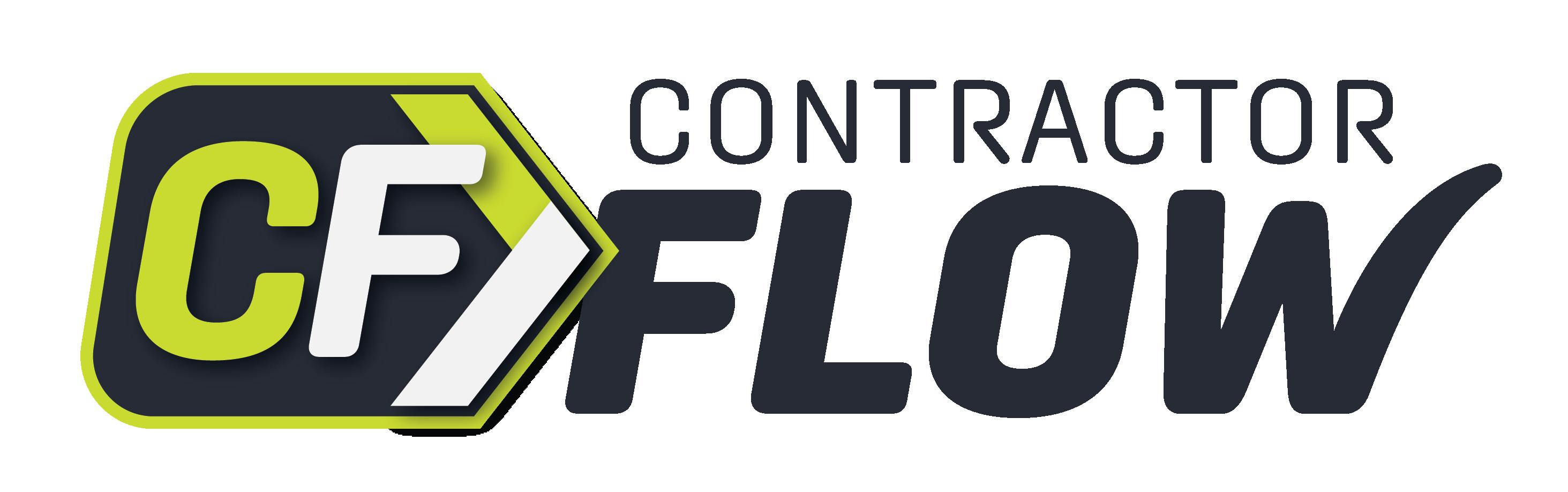 ContractorFlow Main Logo